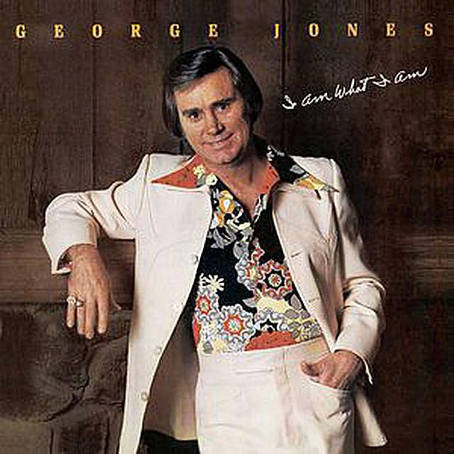 George Jones - I Am What I Am