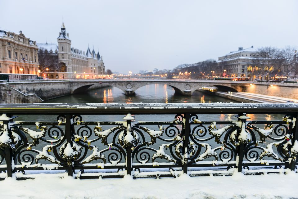 Paris in the late winter: quietly magical.
