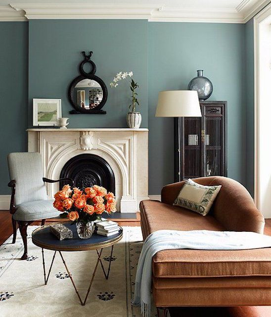 Blue Room: 15 Beautiful Blue Rooms
