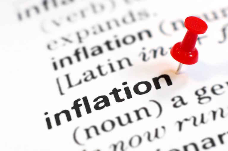 inflation in dictionary