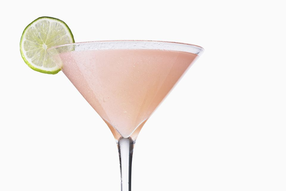 Silk Stocking Cocktail
