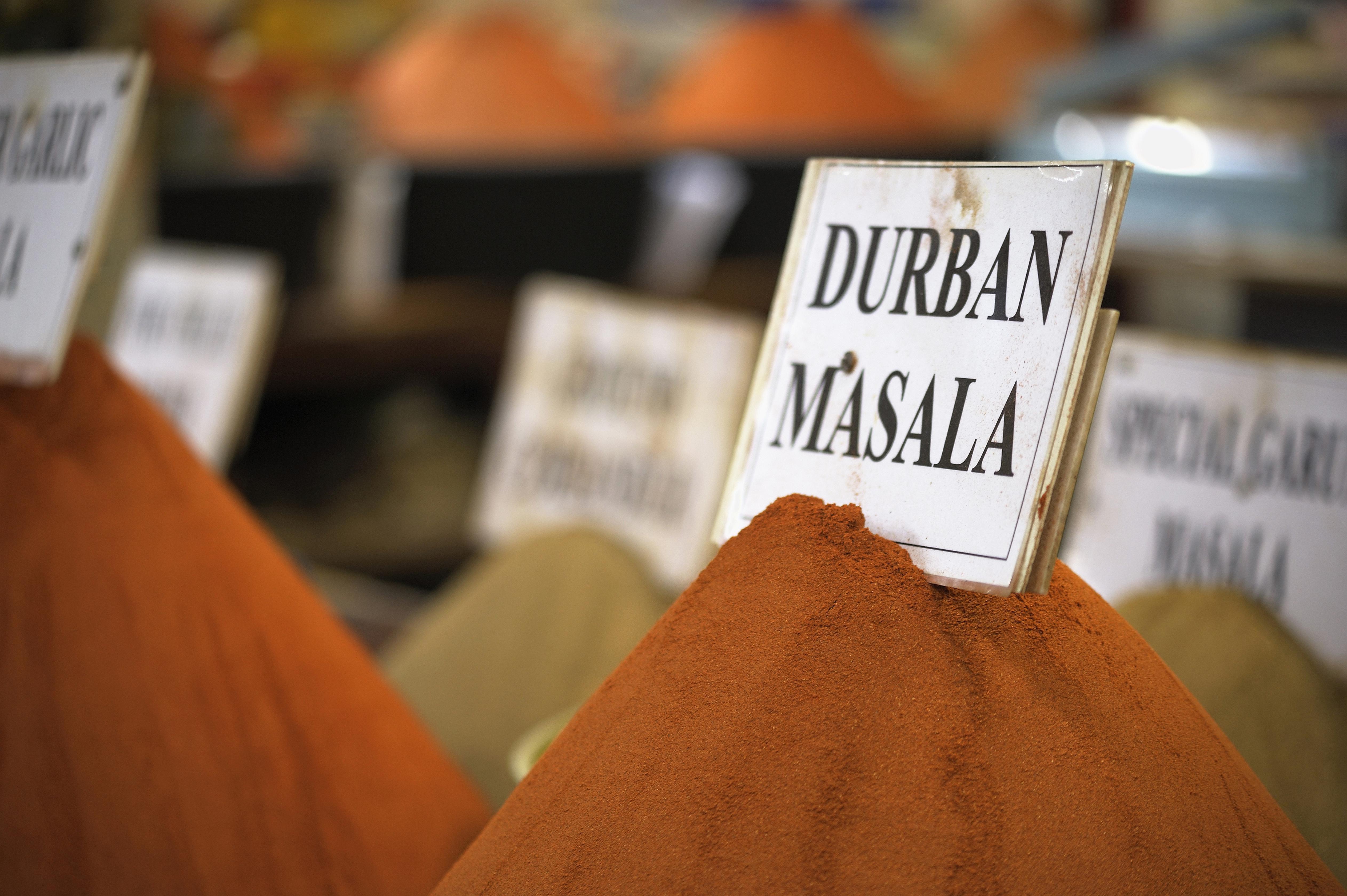 Durban Curry Masala Spice Blend