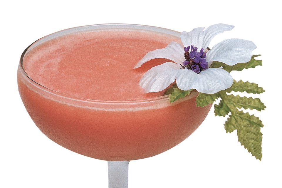 Frozen Hawaiian Margarita - Tequila Cocktail Recipe