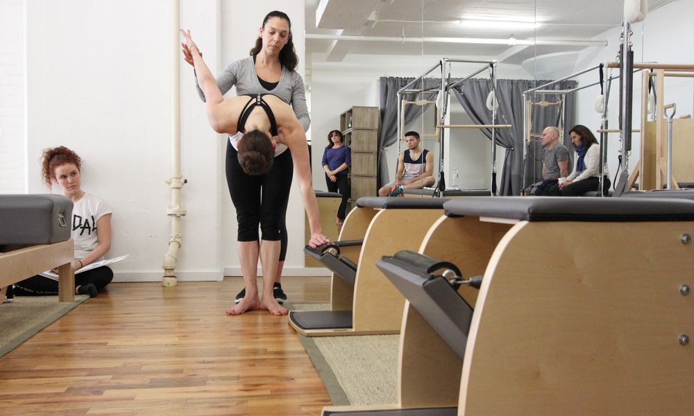 Pilates is a System