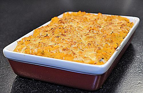 Vegetarian Shepherd's Pie Recipe