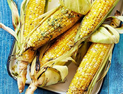 Freezing grilled or roasted corn how to make perfect grilled corn on the cob ccuart Image collections