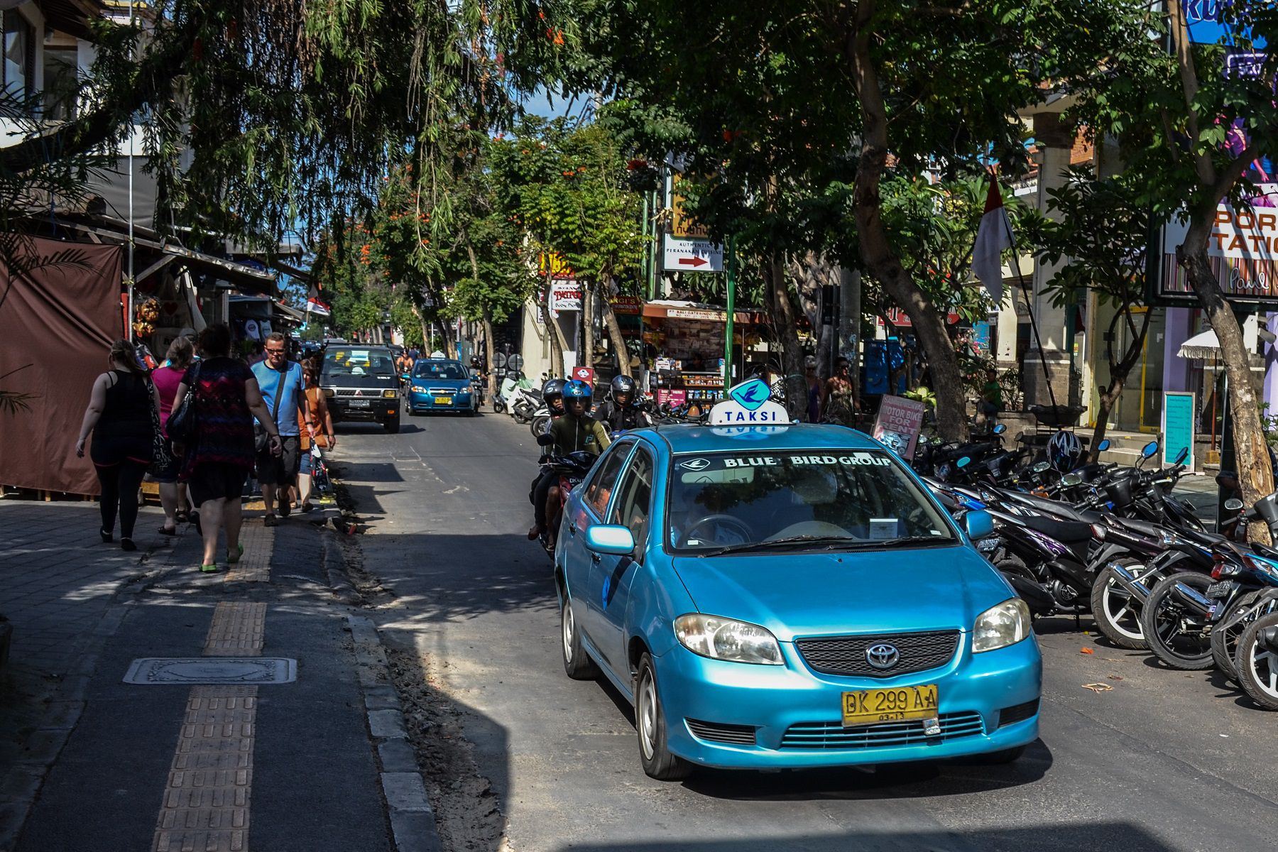 How to Ride Blue Bird Taxi & Others in Bali, Indonesia - photo#13