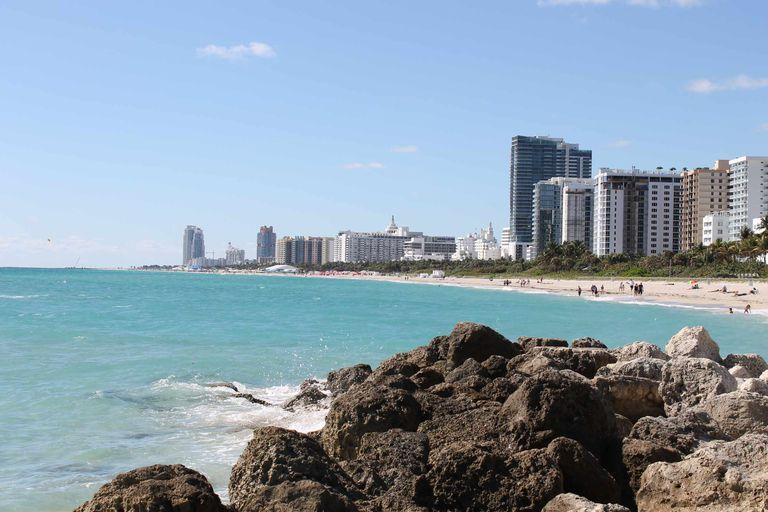 A picture of Miami, Florida