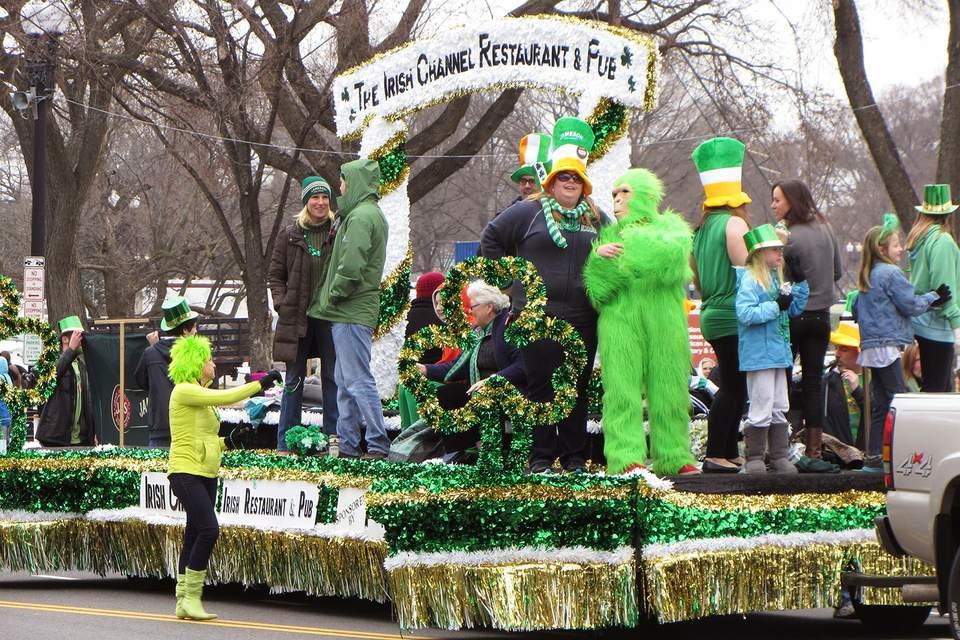 Washington DC St Patricks Day