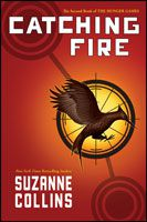 Cover of Catching Fire by Suzanne Collins