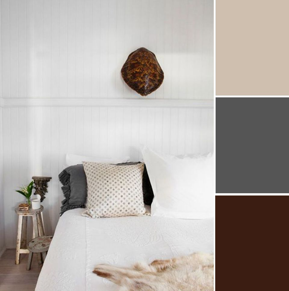 7 Great Color Palettes Surprising Bedroom Neutrals: 7 Soothing Bedroom Color Palettes