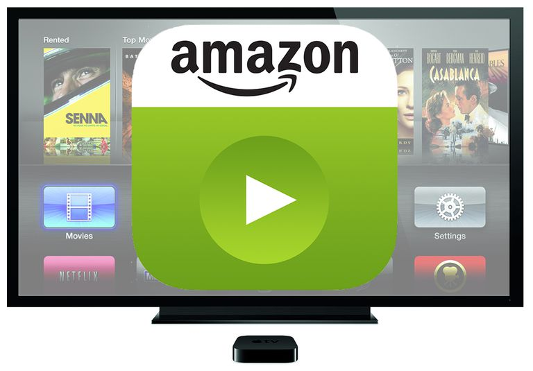 amazon prime on apple tv?
