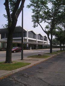 Burke Lakefront Airport