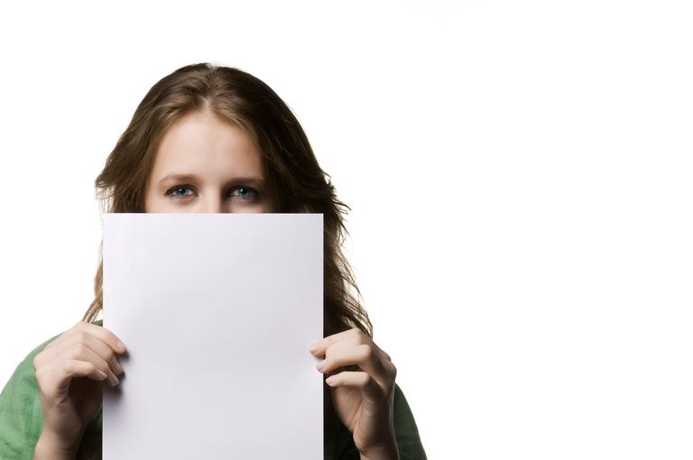 Need someone to write a rec letter what to provide woman holding paper negle Image collections