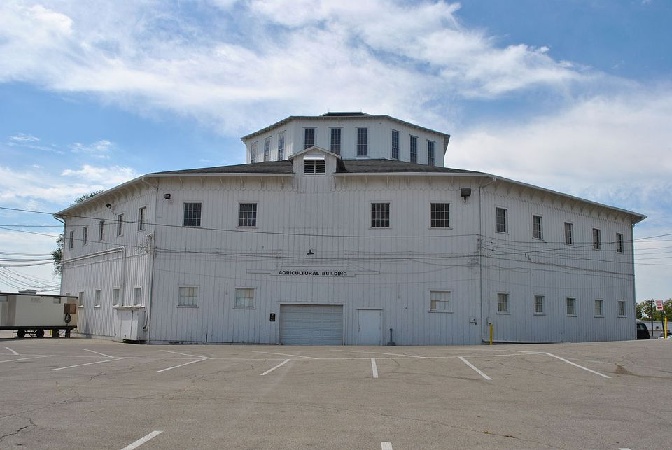 Exposition Hall, Montgomery County Fairgrounds