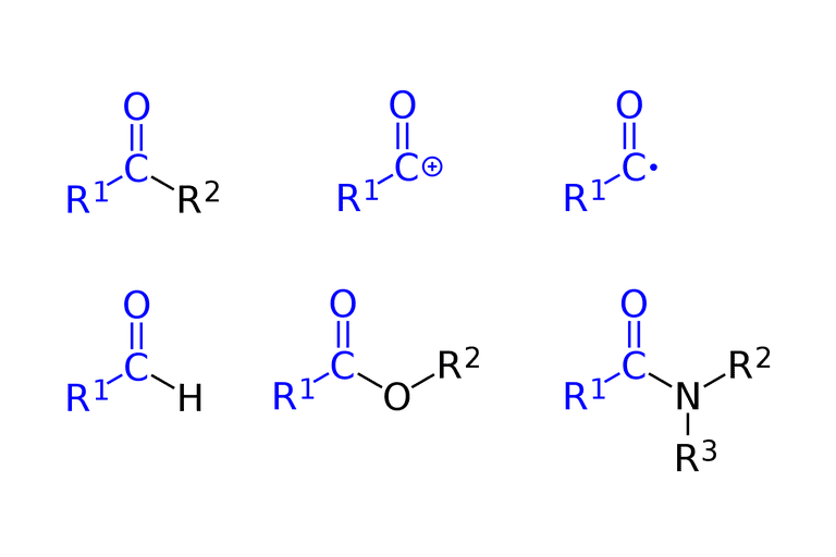 Acyl Group Chemical Structure