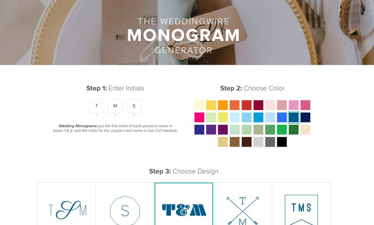 5 Free Monogram Generators and Makers