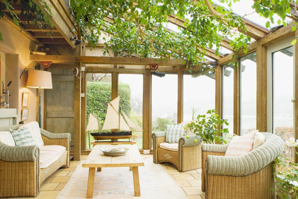 Sunroom Ideas and Pictures