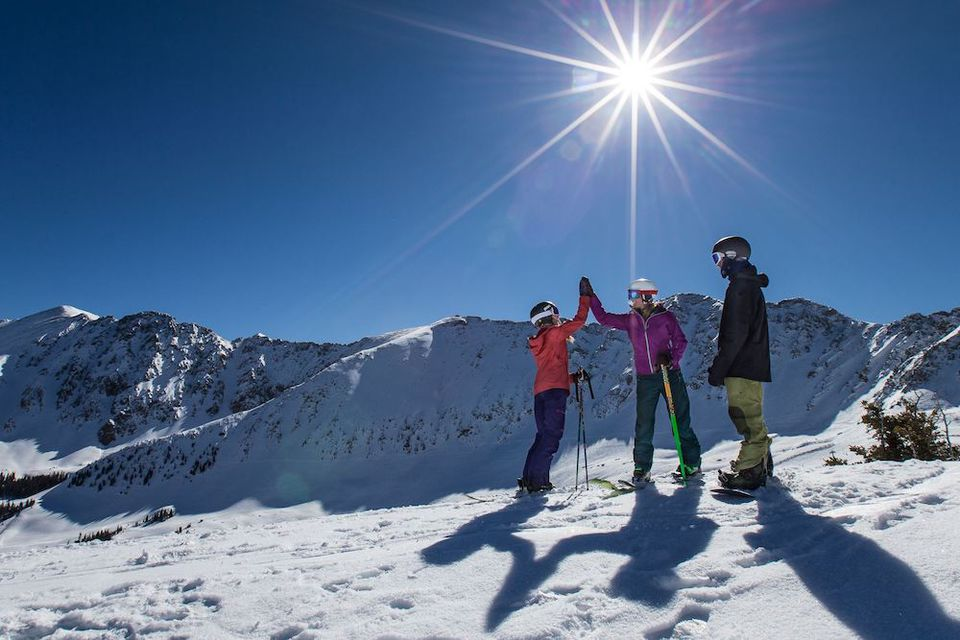 The Highest Ski Mountains In The United States - Mountains in the united states