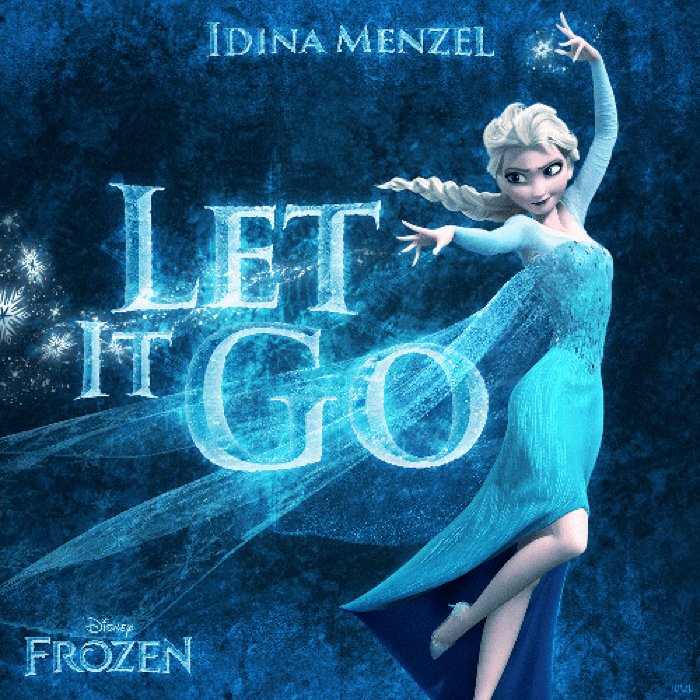 Idina Menzel Let It Go