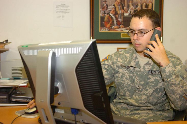Army Job: MOS 27D Paralegal Specialist