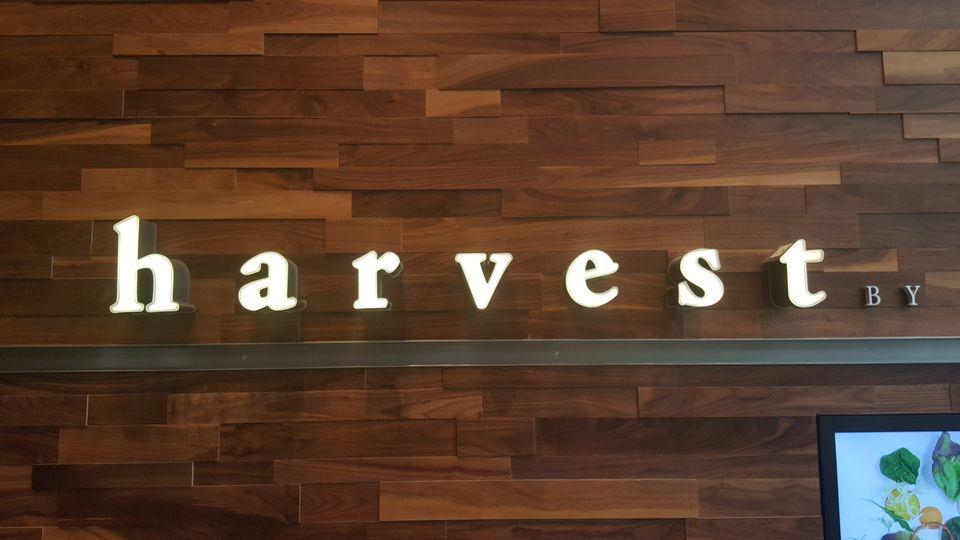 Harvest by Roy Ellamar