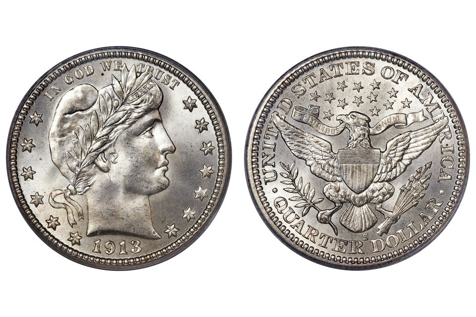 Barber Quarter Uncirculated