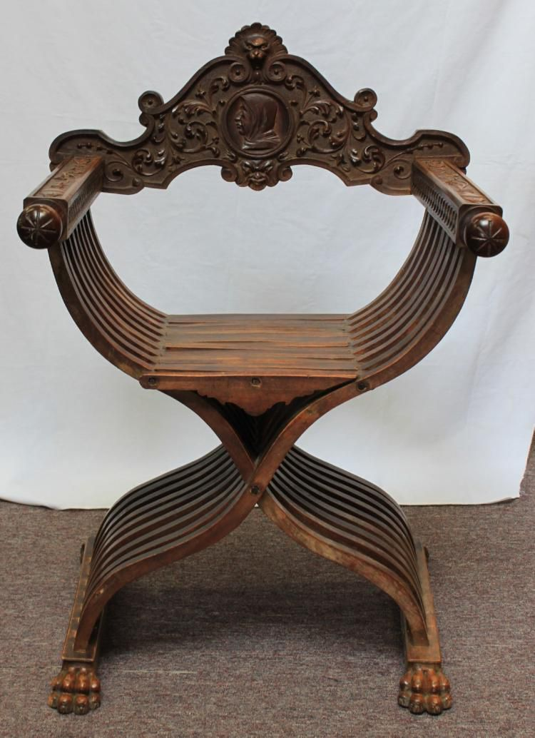 Wild And Wonderful Antique Chair Styles