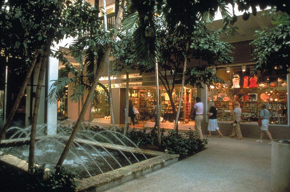 Bal Harbour Shops.