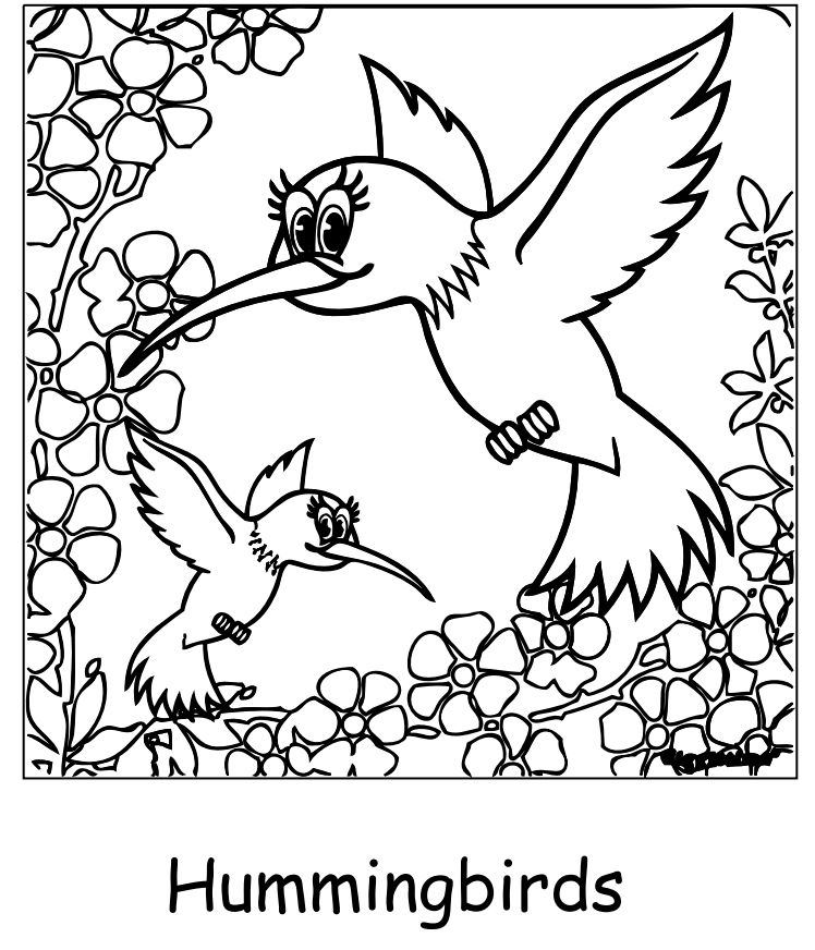 spring coloring pages detailed words - photo#21