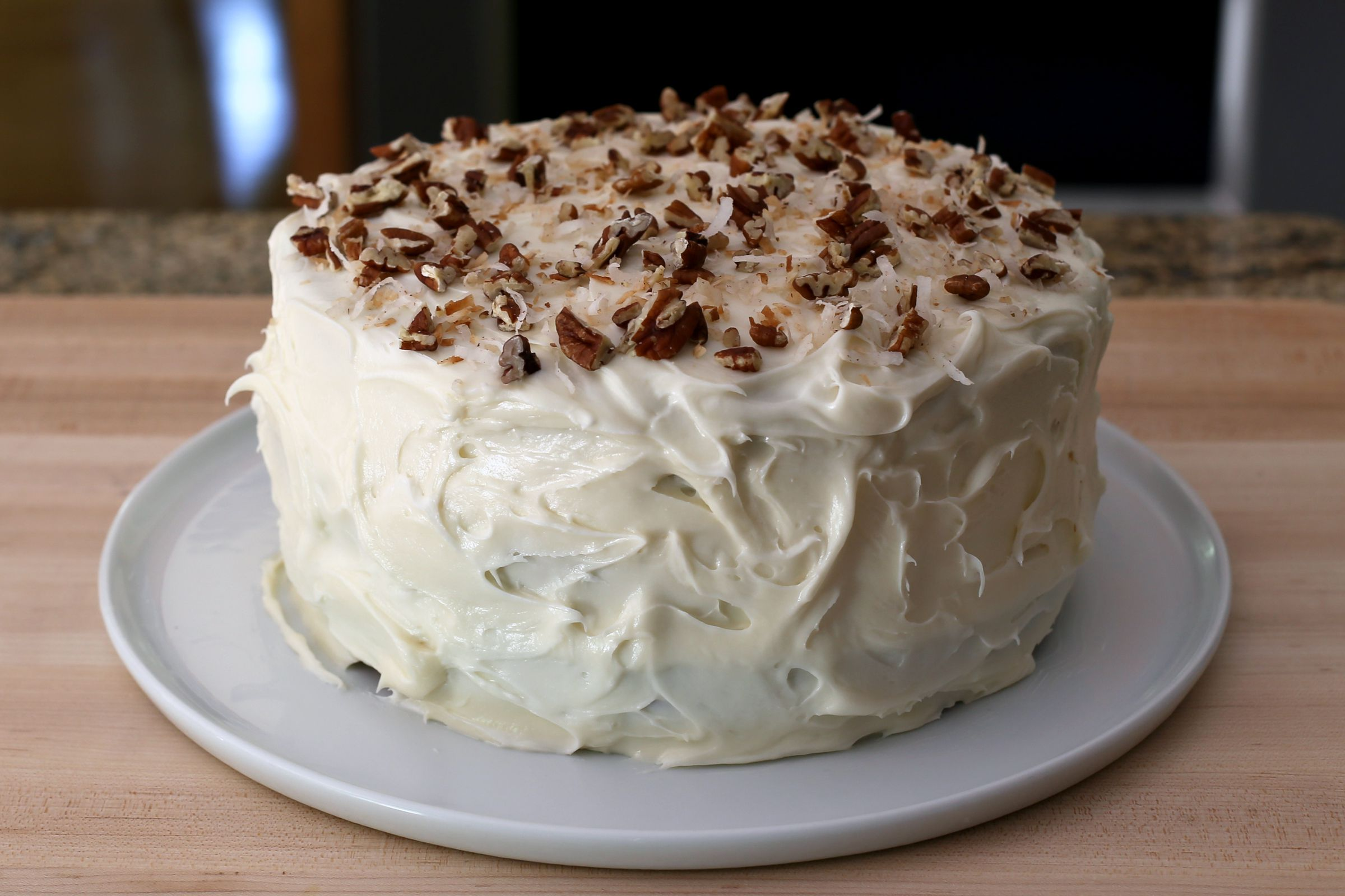 Italian Cream Coffee Cake