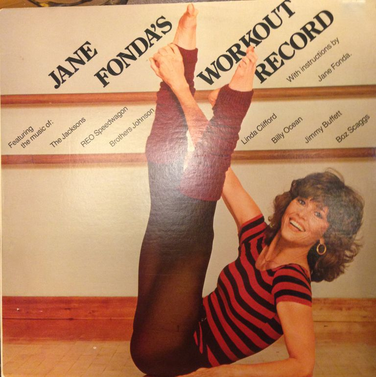 Jane Fonda's Workout Record