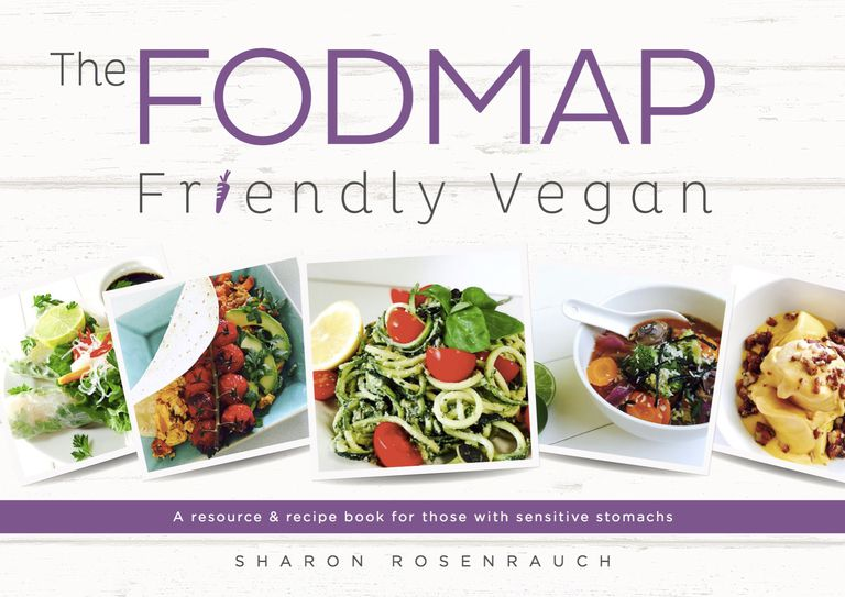 The FODMAP Friendly Vegan Book Cover