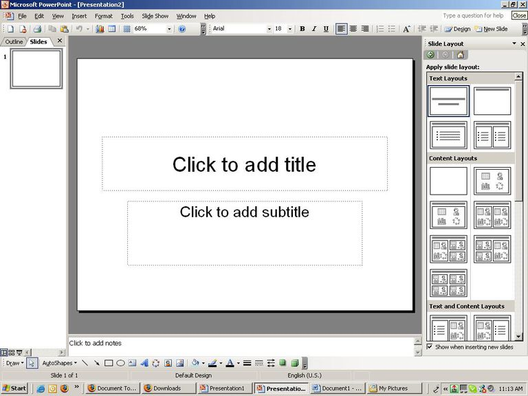 how to design powerpoint slides