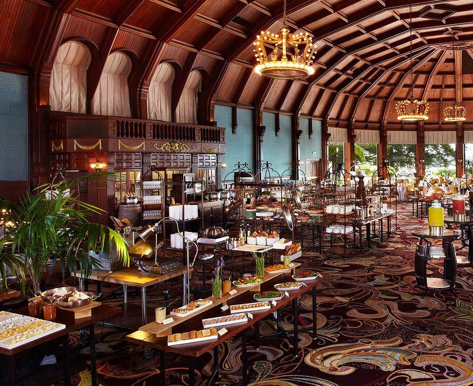 Crown Room at Hotel del Coronado