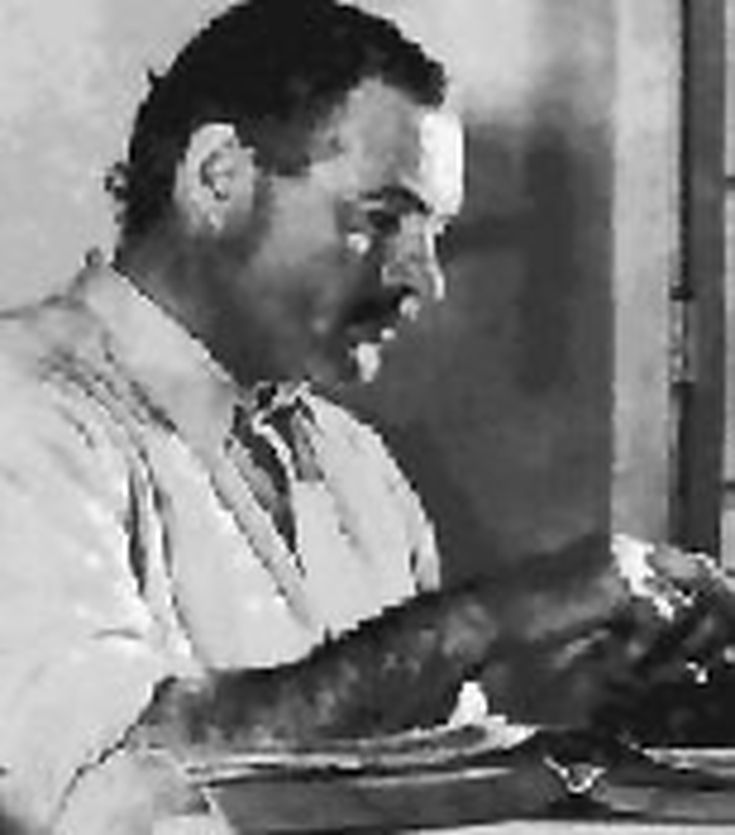 analysis of hills like white elephants by ernest hemingway a list of the complete works of ernest hemingway