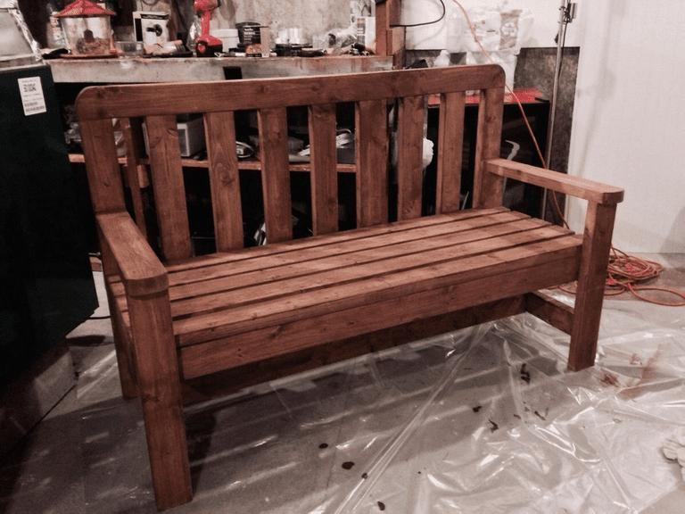 garden bench plans woodworking. howtospecialist\u0027s free bench plan garden plans woodworking o