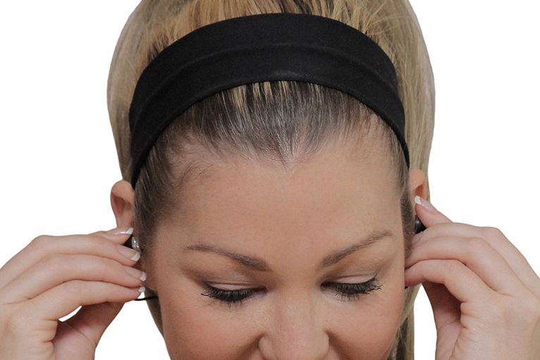 1 Voice Bluetooth Headband
