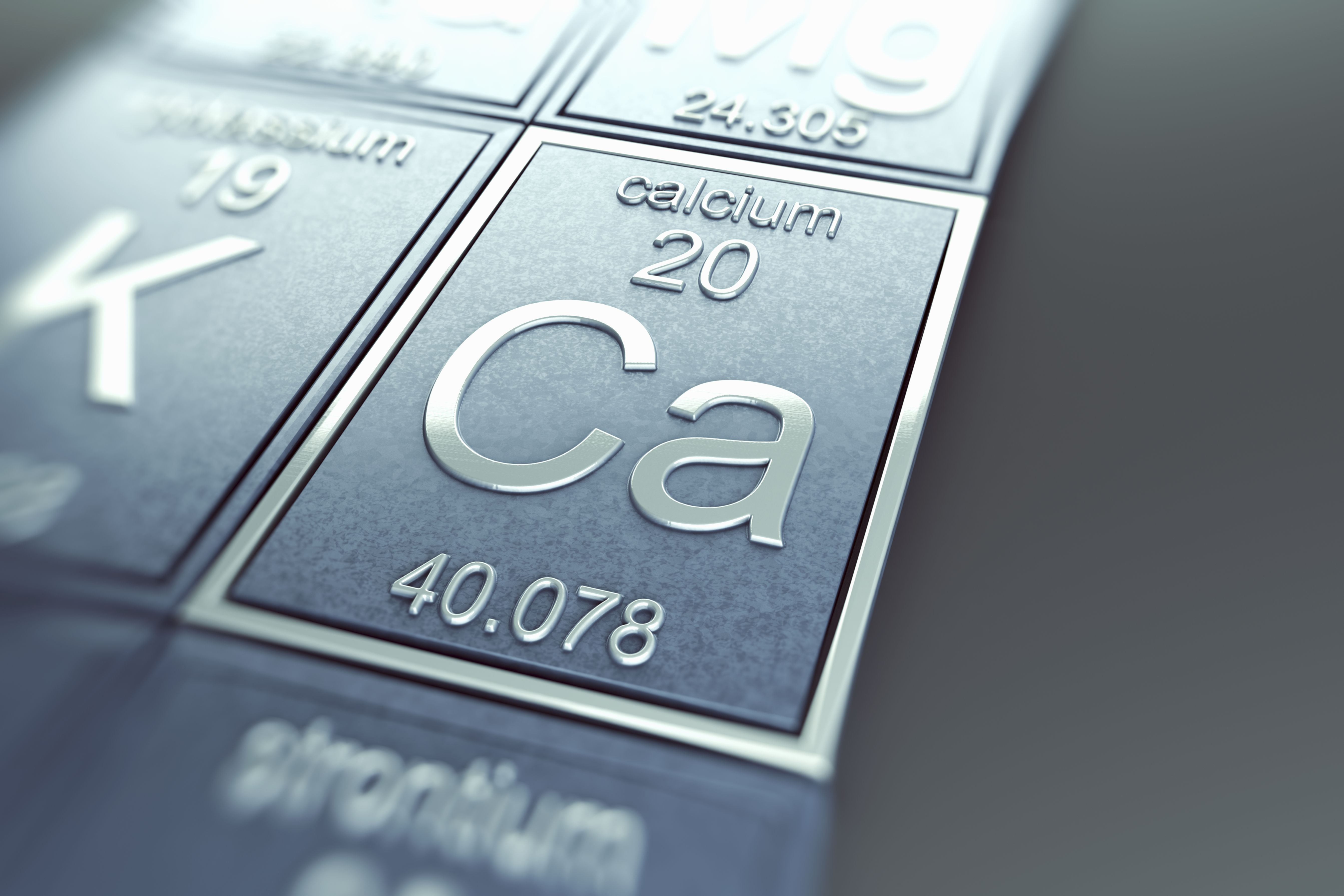 Atomic number 8 element facts calcium is a metal it readily oxidizes in air because it makes up such biocorpaavc