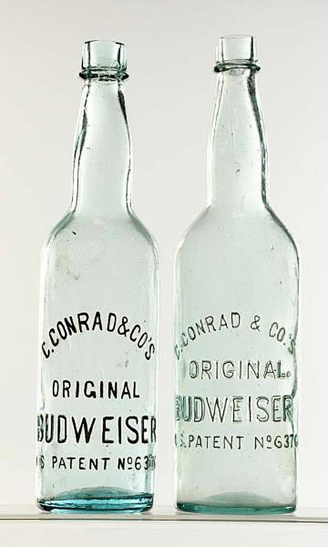 ConradBudweiserBeerBottles.jpg