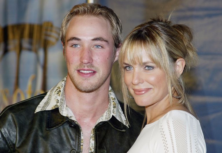 Kyle Lowder and Arianne Zucker
