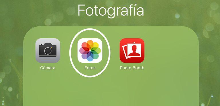 app fotos ios