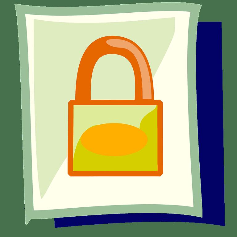Locked File