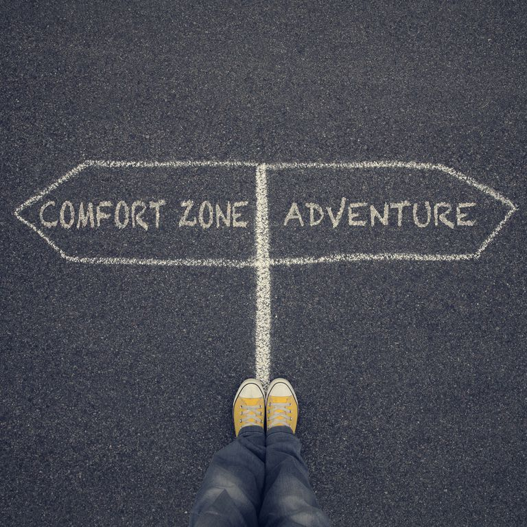 I got Living in the Comfort Zone. Law of Attraction Quiz