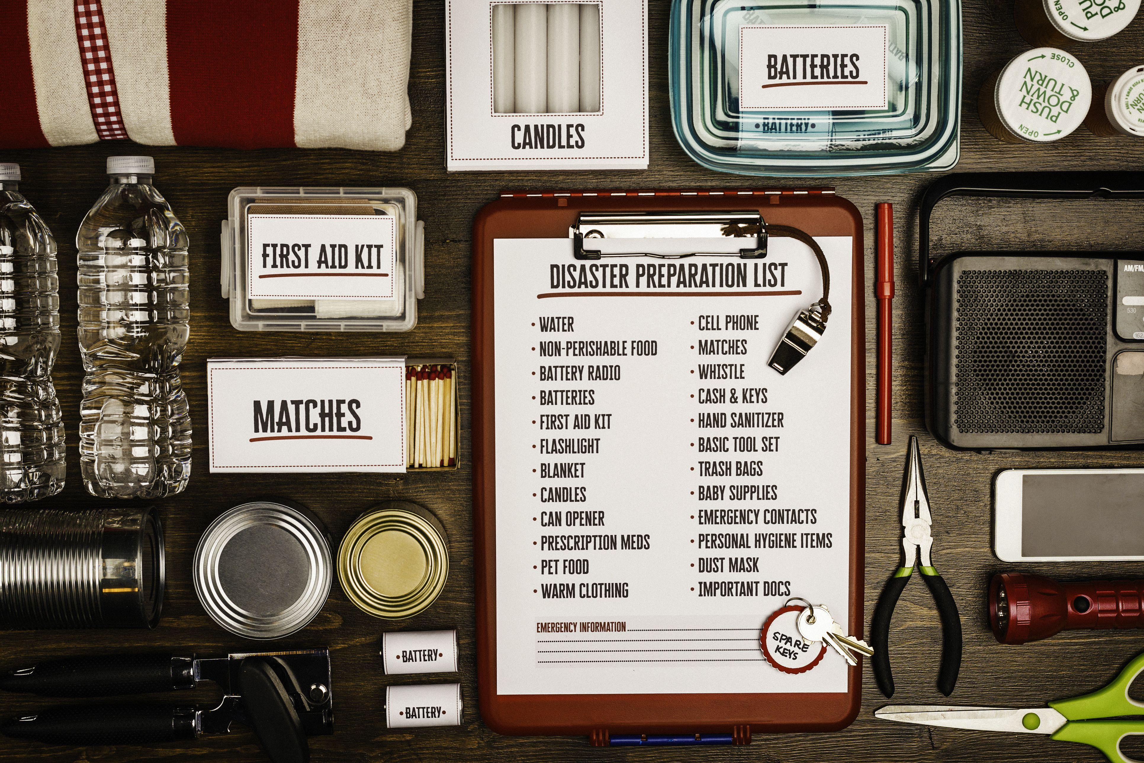 Lds 72 hour food kit ideas
