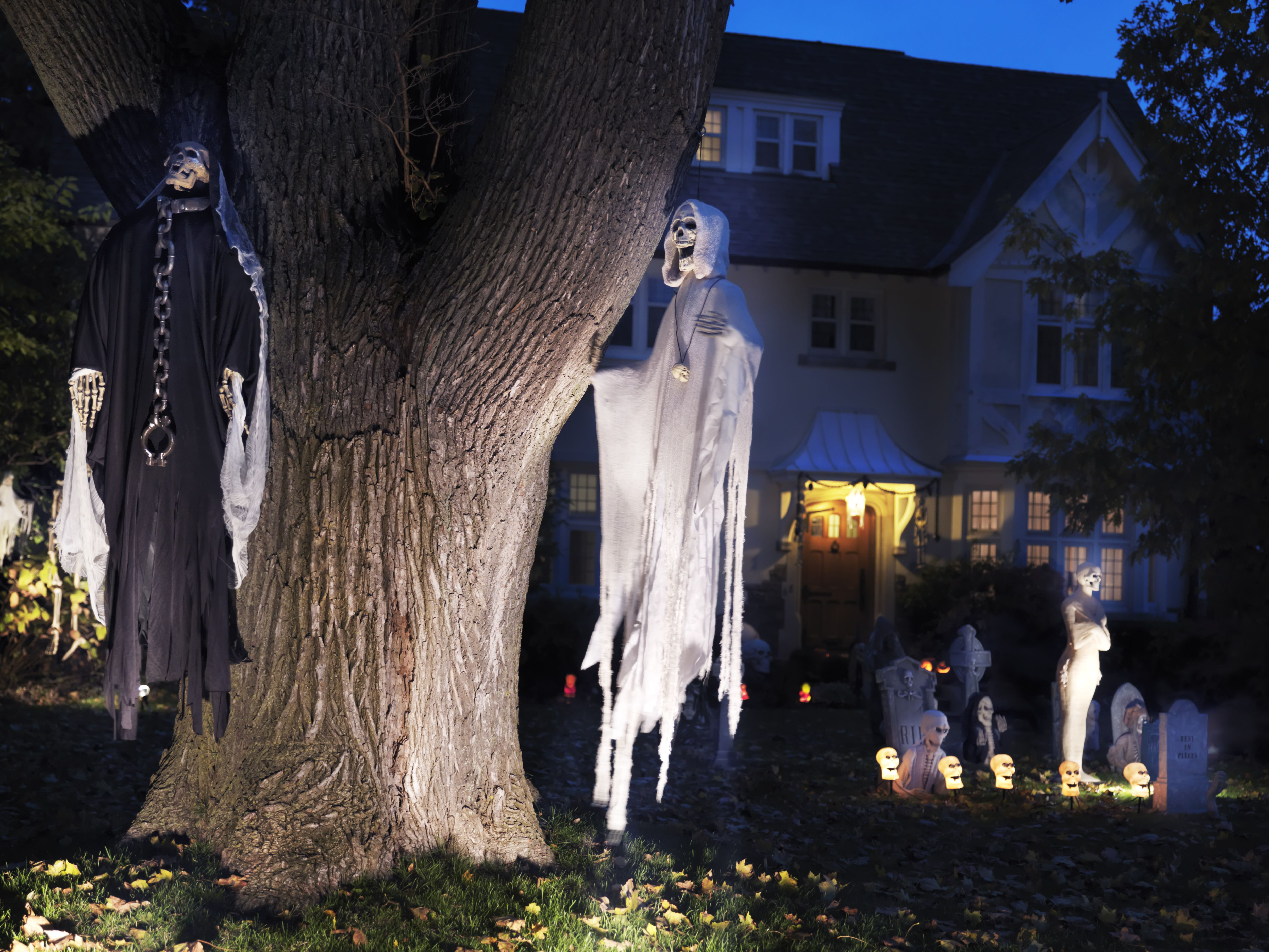 Nashville's Scariest Haunted Houses