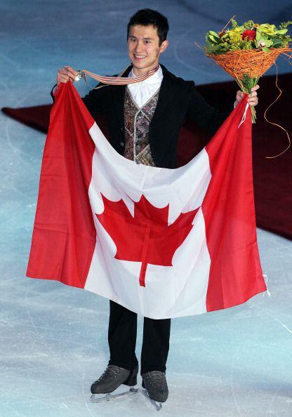Patrick Chan - 2011 World Figure Skating Champion