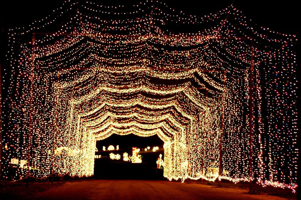 Wentzville Parks & Recreation's Holiday Night Lights