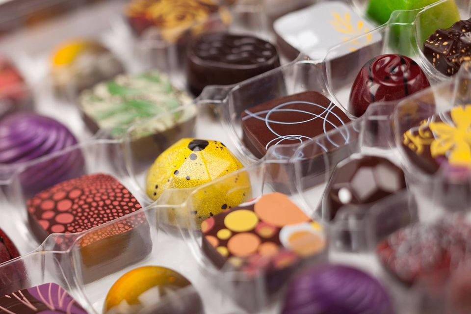 Christopher Elbow Chocolates from Kansas City