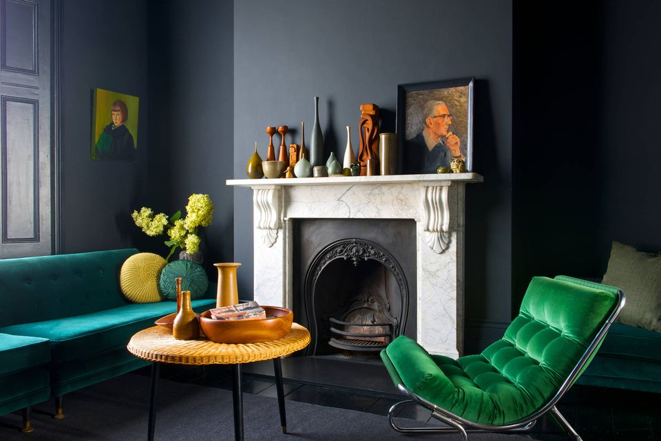 Paint Colors Of The Year 2018 Interiors Edit